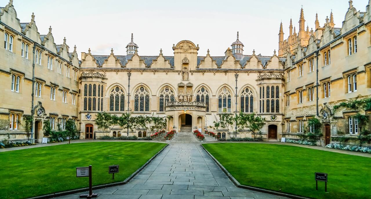 study in oxford